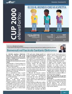 CUP 2000 eNewsForYou – Nrr.11-12 2016