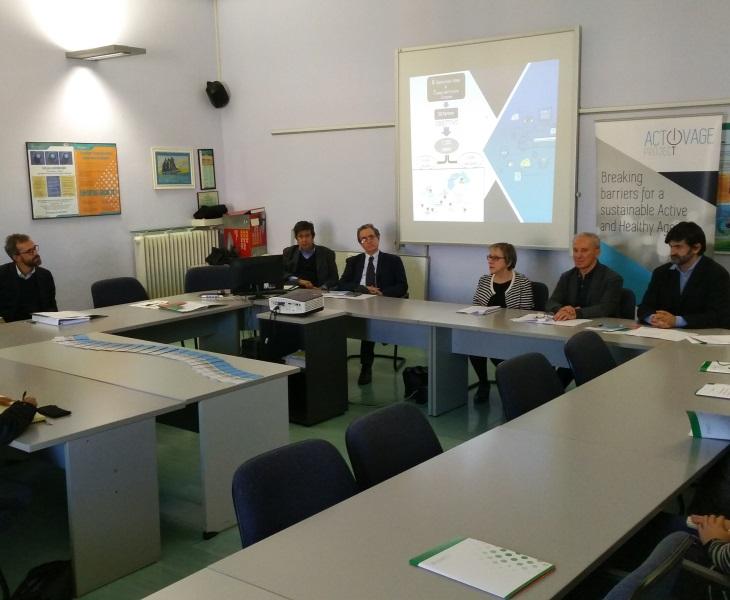 Presentato il progetto europeo Activage