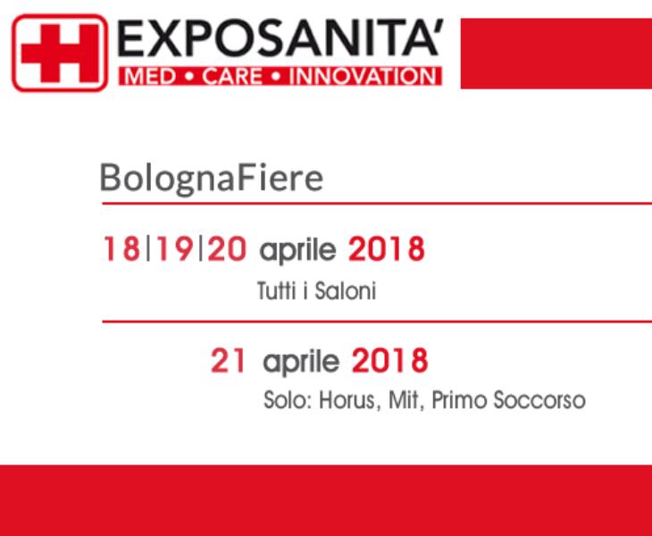 AiSdeT e Regione Emilia-Romagna discutono di FSE ad Exposanità 2018