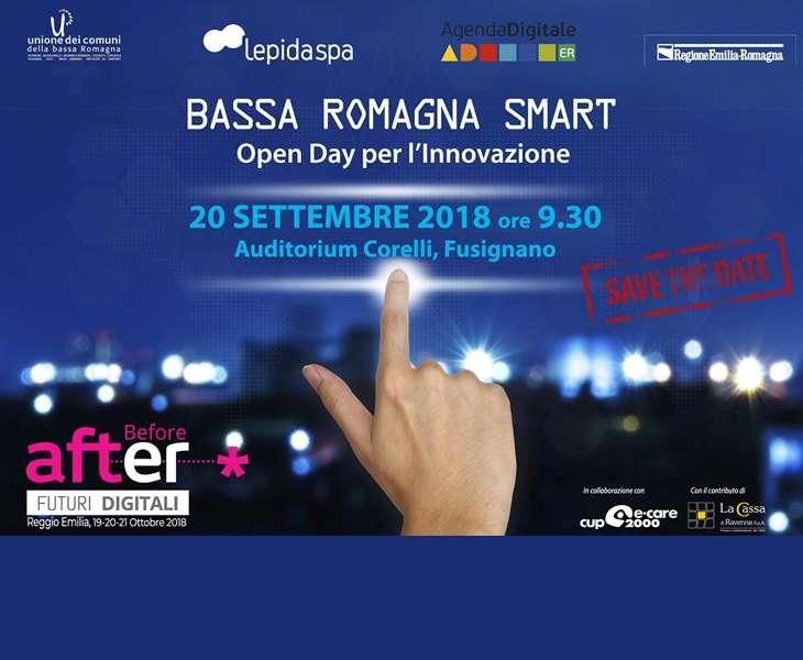 Bassa Romagna Smart: Open Day per l'Innovazione il 20 settembre a Fusignano