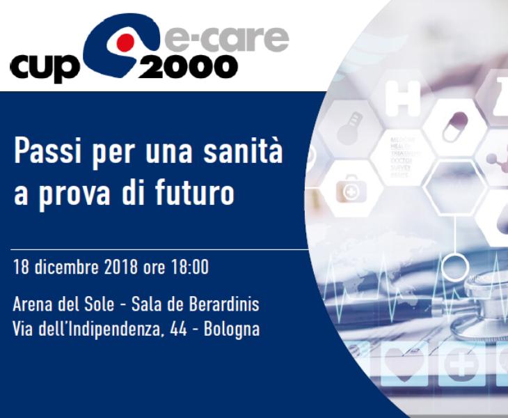 18 dicembre 2018 – Passi per una sanità a prova di futuro